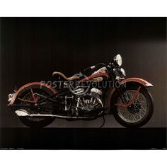 Poster Revolution also offers custom framing. Vintage Motorcycles, Harley Davidson Motorcycles, Custom Motorcycles, Classic Harley Davidson, Vintage Harley Davidson, Boys Room Design, Go Ride, Biker Boys, Harley Davison