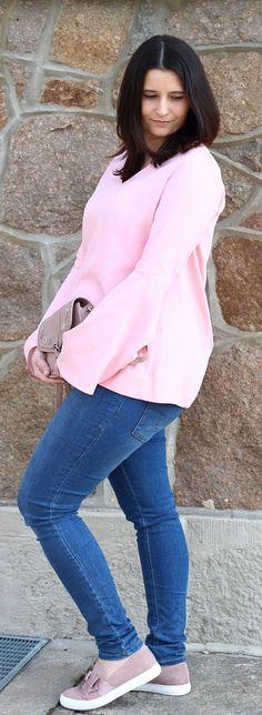 [Anzeige] Mein erster Schwangerschaftslook im Frühling mit ETERNA - #ETERNA #Schwangerschanftslook #Schwangerschaftsoutfit #Outfit #Frühlingslook #Umstandsoutfit