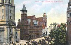 Postcards, Louvre, Germany, Poster, Colorful, Landscape, City, Building, Photos