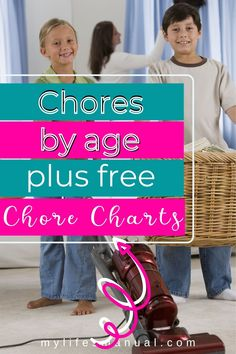 Age-appropriate chores help to teach kids personal responsibility, setting goals, achieving them and learning essential life skills that can definitely help them when they get older. In this post, you'll learn age-appropriate chores for kids and how to get kids to do chores. Chore Charts For Older Kids, Chore List For Kids, Age Appropriate Chores For Kids, Good Work Ethic, 3 Year Olds, Household Chores, Setting Goals, Make Money Blogging, Life Skills