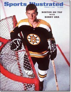 February 3, 1969 - Bobby Orr, Boston Bruins.