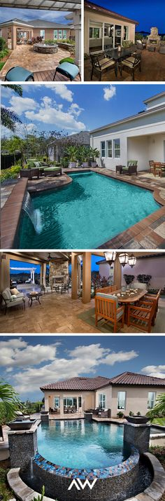 Warm weather is the perfect time to really make the most of your home's outdoor spaces. At Ashton Woods, we want to inspire you to discover the possibilities of true outdoor living. From pools to patios and backyard barbeques to movie nights, we have a home to fit your lifestyle. These homes are in Ashton Woods Sarasota. Click the link to see more.