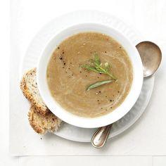 Lentil and Celeriac Soup – 10 Express Vegetarian Recipes - Recipes Easy & Healthy Easy Healthy Recipes, Crockpot Recipes, Vegetarian Recipes, Easy Meals, Cooking Recipes, Celeriac Soup, Root Recipe, Celerie Rave, Lentil Soup Recipes