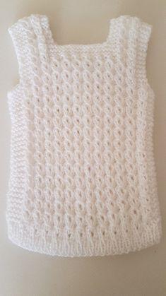 Knitting For Kids, Crochet For Kids, Crochet Baby, Knit Crochet, Baby Cardigan Knitting Pattern Free, Knitting Charts, Baby Knitting Patterns, Knit Baby Dress, Knitted Baby Clothes