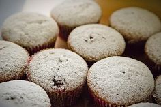 8 days of recipes: jelly donut cupcakes | The Kind Life