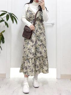 Korean Girl Fashion, Korean Fashion Trends, Korean Street Fashion, Muslim Fashion, Japanese Fashion, Modest Fashion, Look Fashion, Fashion Outfits, Womens Fashion