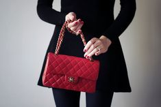 #Chanel #Red