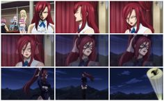 The Identity of Fairy Woman is......Erza!!!!?? hehe