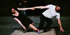 Kaserne Basel · Anne Teresa De Keersmaeker, Boris Charmatz & Amandine Beyer (BE/FR) «Partita 2 Modern Dance, Contemporary Dance, George Balanchine, Dancers Body, Teresa, Bolshoi Ballet, Alvin Ailey, Boris Vallejo, Body Poses