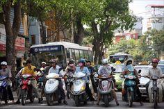 Hanoi red light