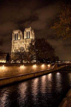 Notre Dame - Paris & France