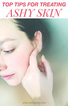 how to get rid of dehydrated skin