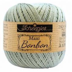Maxi Bonbon Silver Green 402