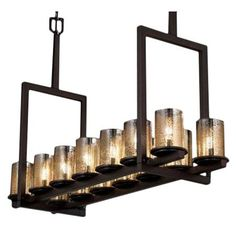 Add soft light and chic style to your foyer, dining room, or den with this eye-catching design, artfully crafted for lasting appeal.    Pr...