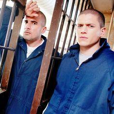 Prison Break the beginning Michael Scofield, Rockmond Dunbar, Sara Tancredi, Lincoln Burrows, Wentworth Miller Prison Break, Broken Series, Stacy Keach, Leonard Snart, Sarah Wayne Callies