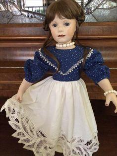 Doll by Judy, Dress by Jobasi