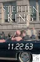 I've always wanted to read a Stephen King and for some reason this one appeals more than most. 11.22.63.