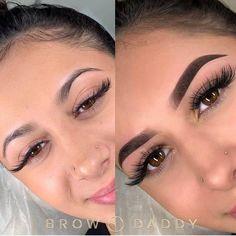 no makeup makeup Mircoblading Eyebrows, Eyebrows Goals, Arched Eyebrows, Eyebrow Makeup Tips, Makeup Eye Looks, Makeup Eyes, Bobbi Brown Makeup Manual, Tattooed Freckles, Eyelash Perm