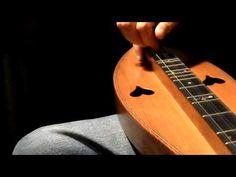 """Wayfaring Stranger"" performed by Brett Ridgeway on Mountain Dulcimer - YouTube Mountain Dulcimer, Shark Fin, Youtube, Youtubers, Youtube Movies"