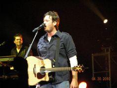 Blake Shelton....Photo taken by Stephanie Whitaker