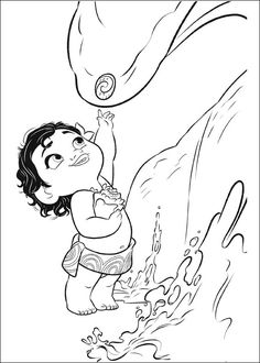 die kleine meerjungfrau zum ausmalen - arielle, fabian und sebastian ausmalbild malvorlage