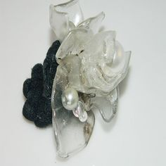 ring made of plastic by EsteraGrabarczyk on Etsy