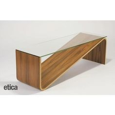 bent plywood coffee table - Google Search