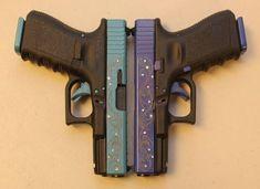 Home Defense, Self Defense, Pistol For Women, Glock Girl, Custom Guns, Fire Powers, Tactical Gear, Firearms, Shotguns