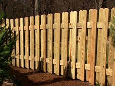 Totally doing this in spring! How to Build a Privacy Fence : How-To : DIY Network