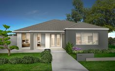 Ross North Home Designs: The Columbia. Visit www.localbuilders... to find your ideal home design in Perth