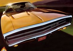 1970 dodge charger #cars