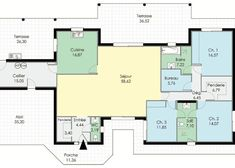 See related links to what you are looking for. House Plans, Sweet Home, Villa, Floor Plans, How To Plan, Piano, Deco, Inspiration, House Blueprints