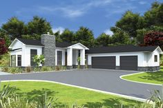 David Reid Homes - Lifestyle 5 specifications, house plans & images