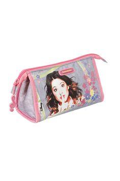 Disney Wonder - Violetta Toilet Kit #Disney #Samsonite #Violetta  #Travel #Kids #School #Schoolbag #MySamsonite #ByYourSide