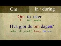 Norwegian words with more than one meaning ( OM ) Teaching French, Teaching Spanish, Spanish Activities, Learn German, Learn French, French Lessons, Spanish Lessons, Norwegian Words, Learning Languages Tips