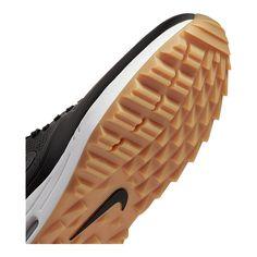 new arrival c2d06 9fce1 Nike Golf Men s Air Max 1G Golf Shoes - Black Nike Golf Men, Air Max