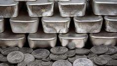 ¿Qué pasa cuando grandes sumas de dinero se pasan a la plata? #plata #silver #bullion