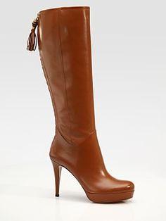 Gucci - Betty Tall Boots