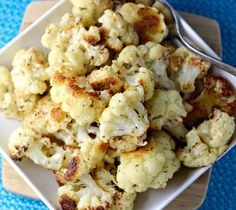 Parmesan Garlic Cauliflower – Home | delicious recipes to cook with family and friends.