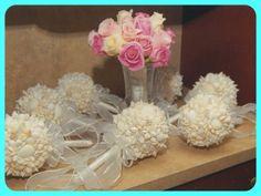 Wedding Bouquet by JensCoastalCreations on Etsy, $100.00