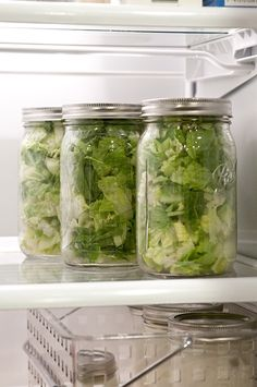 31 ways to use a mason jar in the kitchen (keeperofthehome page has a link to plastic screw on lids... WONDERFUL!)