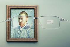 Una pubblicità per occhiali ha trasformato opere impressioniste in iperrealiste   INSIDEART