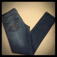 Bongo jeans junior size 3 fearless ultra skinny Bongo jeans junior size 3 fearless ultra skinny in EUC. BONGO Jeans Skinny
