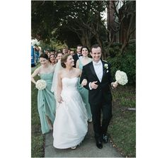 Grace and Chris' Norfolk Wedding | Norfolk Yacht and Country Club | Dress: Aspen by Blue Willow Bride