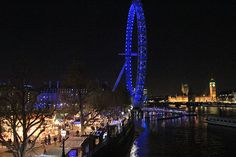 The Southbank Christmas Market in London