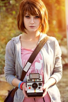 Lie-chee as Maxine Caulfield (Life is Strange)