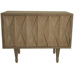 Great Large Scale pattern which adds a sculptural moment. Would complement the warmth in the nightstands. Material: Mahogany Finish: Weathered  Noir products are hand finished and created with a concentrated effort toward environmental sustainability. Variations could occur and are not considered as product defects.