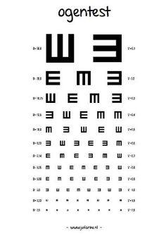 ogentest dokter kleuters Eye Test Chart, Adhd Brain, Color Vision, Preschool Learning Activities, Digital Art Girl, Eyfs, The Doctor, Phonics, School