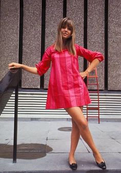 """isabelcostasixties: """" Samantha Juste photographed by Tony Gale in London, May 1967. """""""