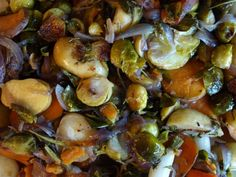 Easy Roasted Root Vegetables  Recipe